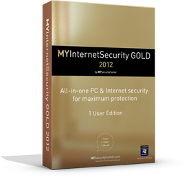 MyInternetSecurity GOLD 2012 last ned
