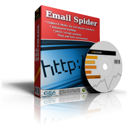 GSA Email Spider last ned