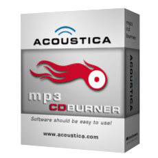 Acoustica MP3 CD Burner last ned