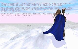 Aleshar - The World of Ice last ned