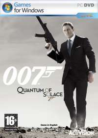 James Bond: Quantum of Solace last ned
