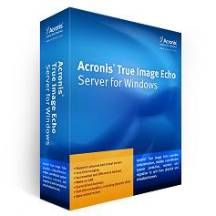 Acronis True Image Echo Server for			Windows last ned