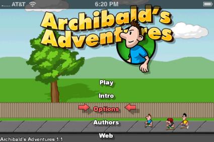 Archibalds Adventures last ned