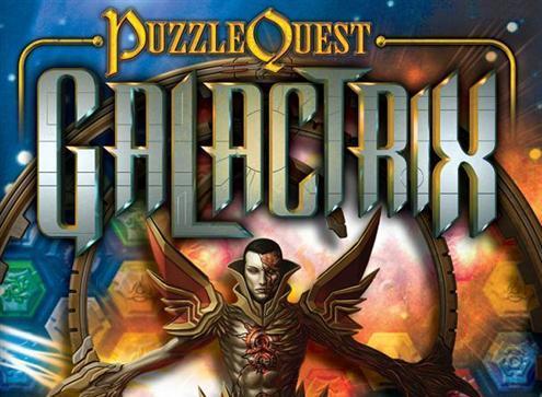 Puzzle Quest: Galactrix last ned