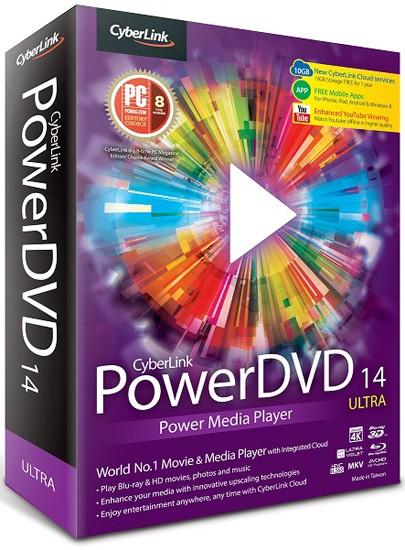Download CyberLink PowerDVD 2014 gratis her