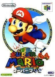 Super Mario 64 last ned