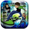 Ben 10 alien force last ned