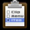 ClipMenu til Mac last ned