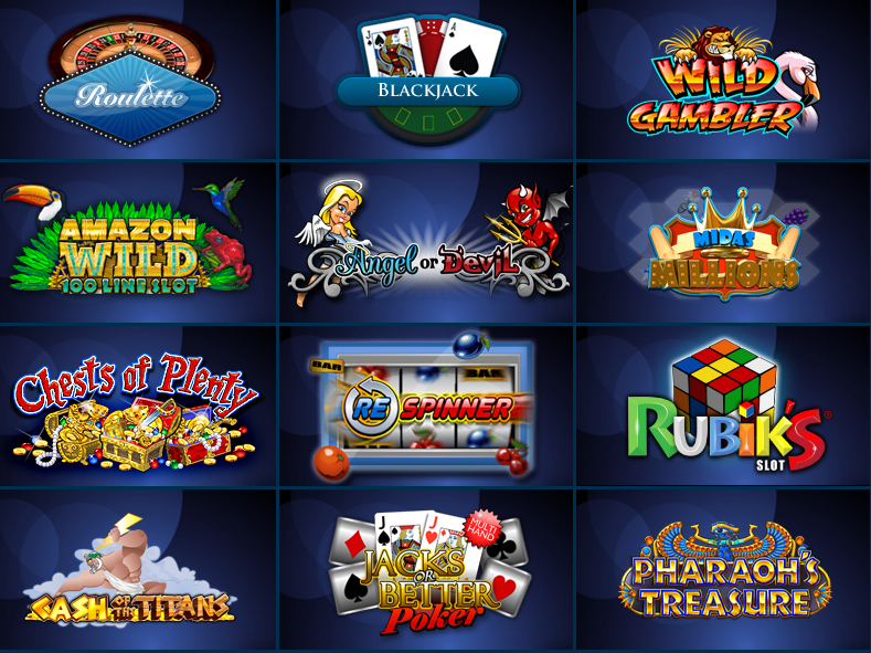 William Hill Casino Club Games