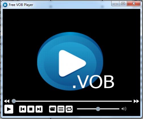 Free VOB player last ned