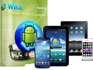 WinX HD Video Converter Deluxe last ned