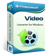 FirecoreSoft Mac Video Converter last ned