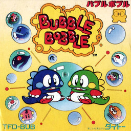 Bubble Bobble last ned